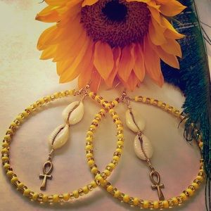 Goddess Oshun Earrings